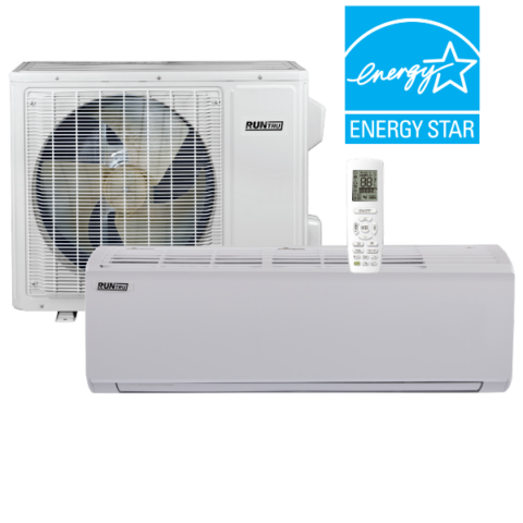 18 SEER Single-Zone Ductless System Energy Star